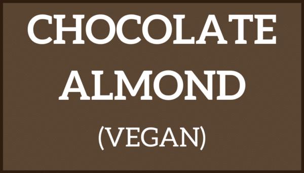 Chocolate Almond Vegan Ice Cream