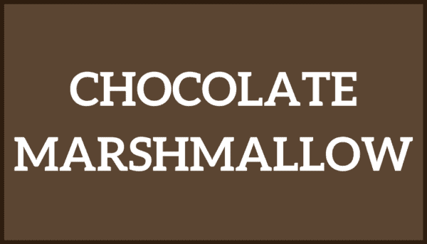 Chocolate Marshmallow Ice Cream