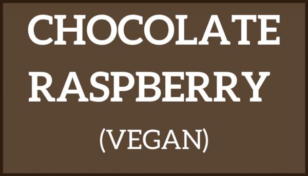 Chocolate Raspberry Vegan Ice Cream
