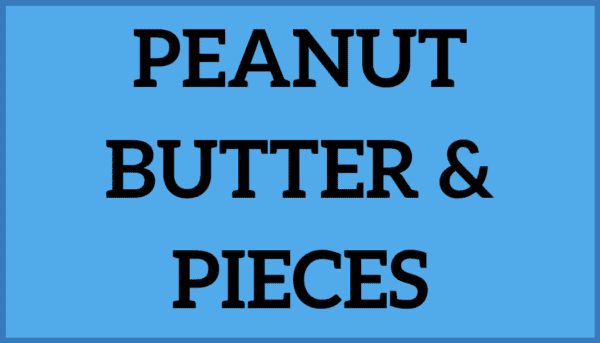 Peanut Butter Pieces Ice Cream