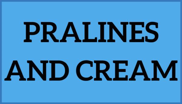 Pralines and Cream Ice Cream